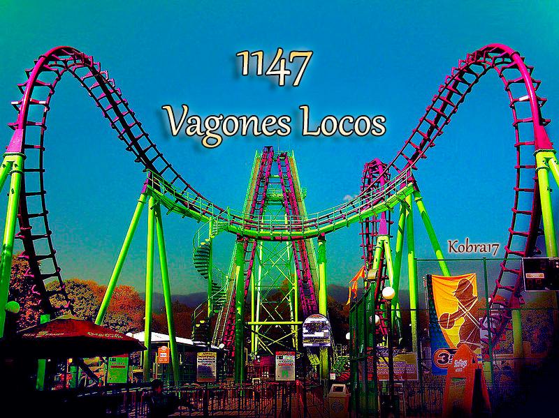 1147 Vagones Locos