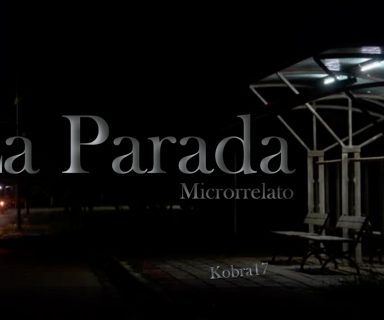 La Parada Microrrelato